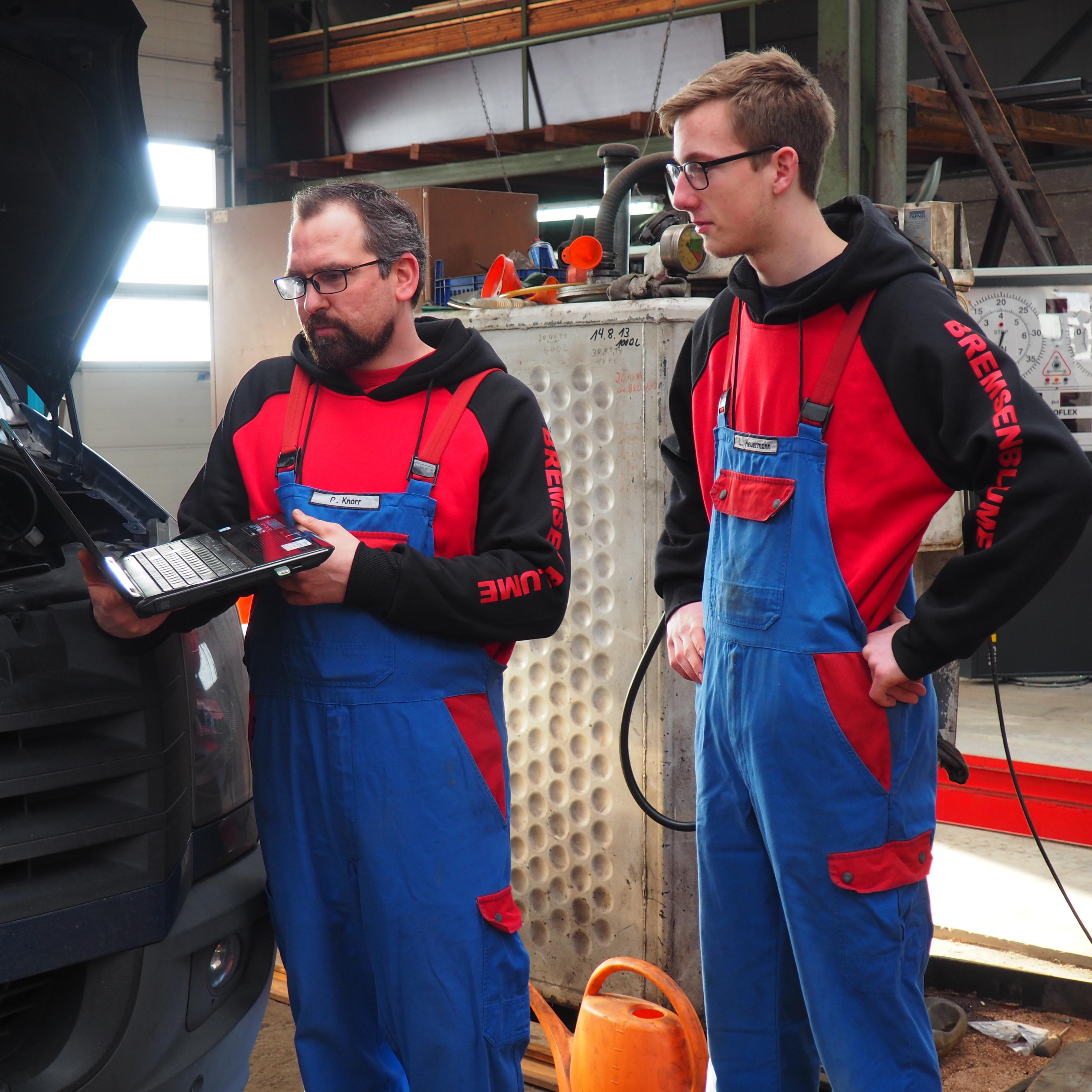 Instandhaltung durch Ihre freie Werkstatt für LKW / NFZ / PKW und Anhänger in Wülfrath – Kreis Mettmann